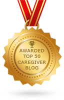 Awarded Top 50 Caregiver Blog